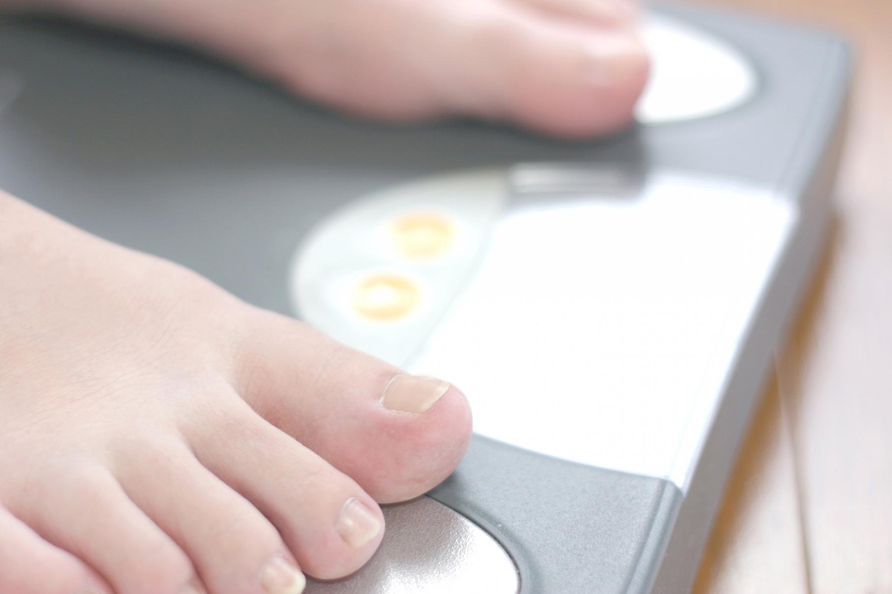 生理中 体重 減る